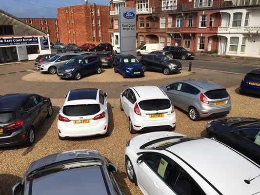 East Coast Motors >> New And Used Ford Cars In Cromer Near Norwich Kings Lynn